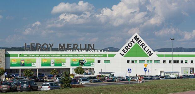 leroy merlin historia firmy